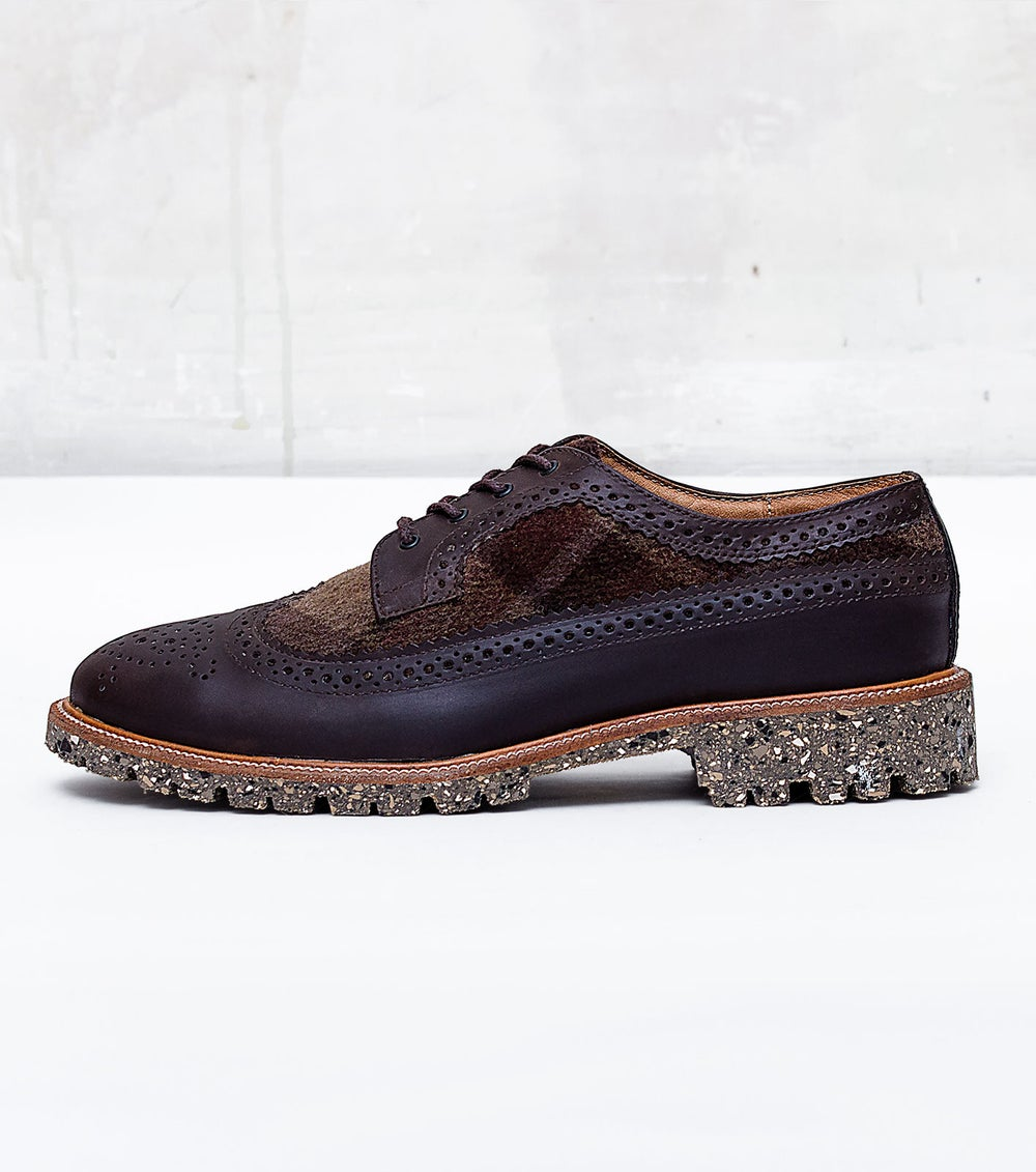 Image of Handmade Shoes | 602 Brogue Wingtip