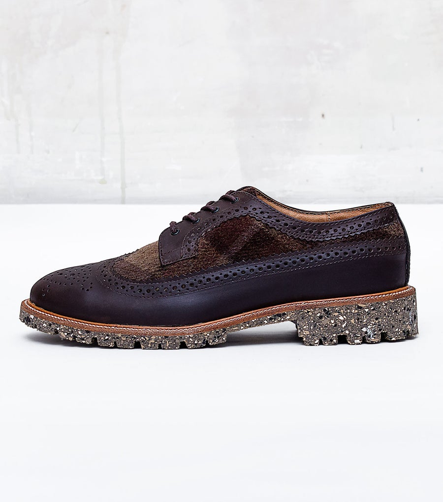 Image of Handmade Shoes | 602 Brogue Wingtip
