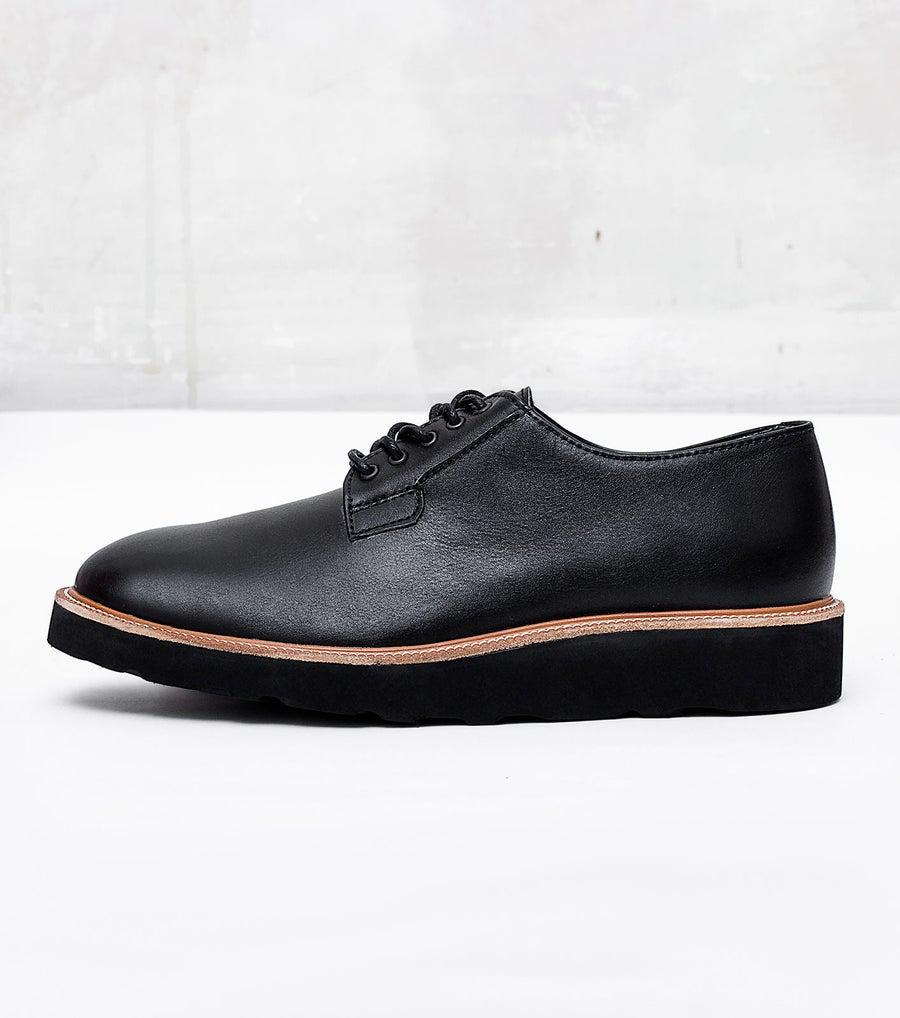Image of Handmade Shoes | 101 Postman Black Edition