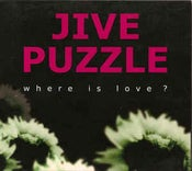 "Image of JIVE PUZZLE ""Where is love ?"" CD"