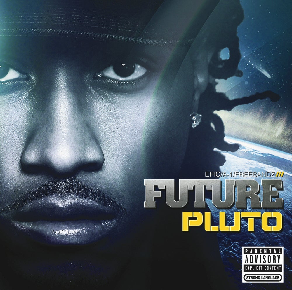 Image of Future - Pluto [2xLP] OMINC001