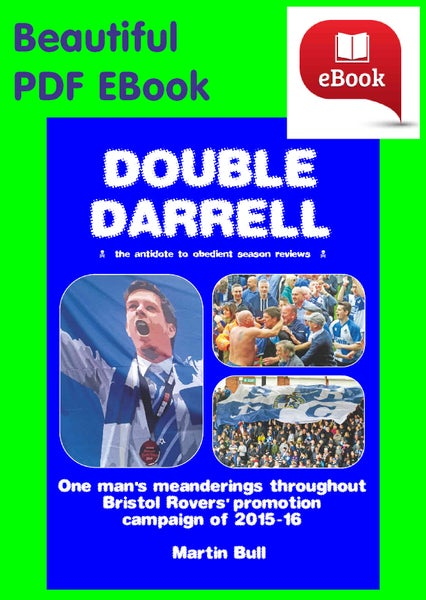 Image of Double Darrell - eBook [PDF] - Lovely 192 page colour book