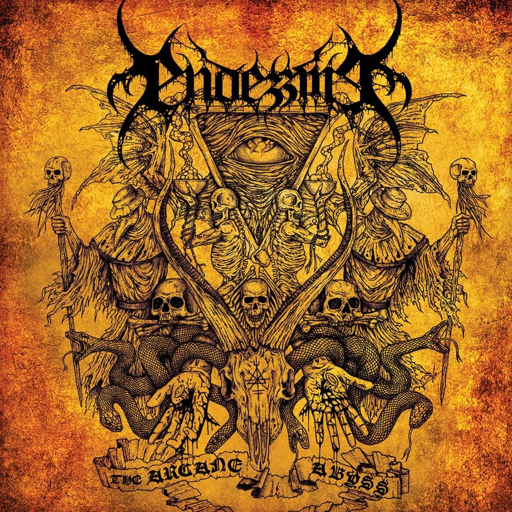 "Image of ENDEZZMA ""The Arcane Abyss"" Digipak CD"