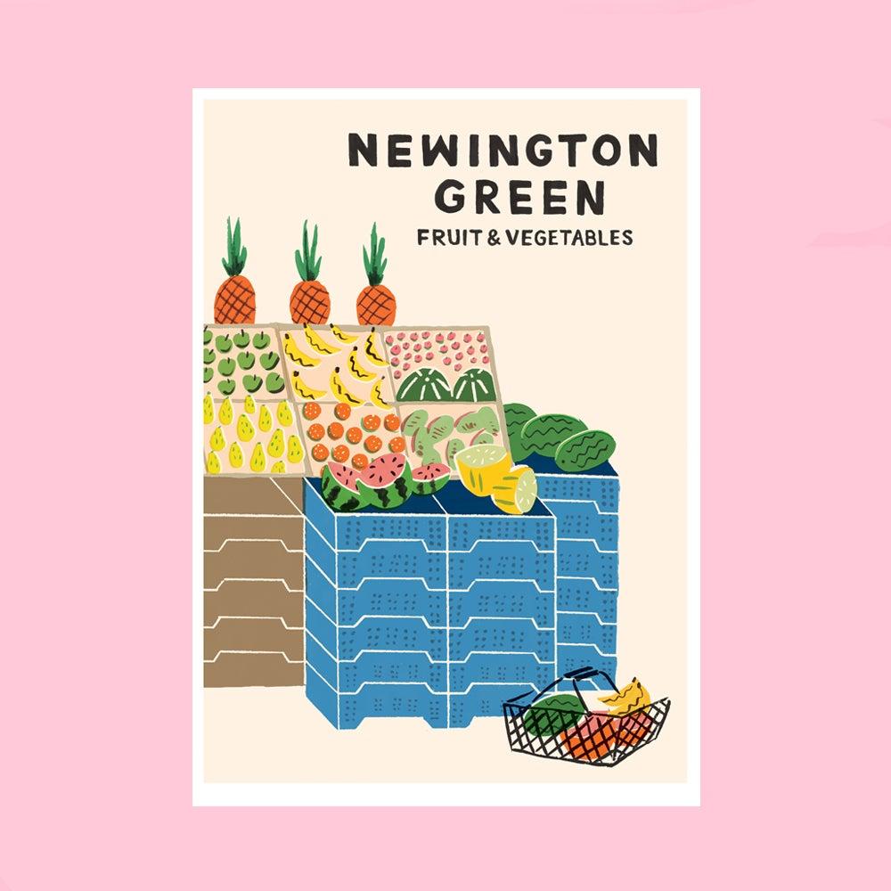 Image of Newington Green Fruit and Veg
