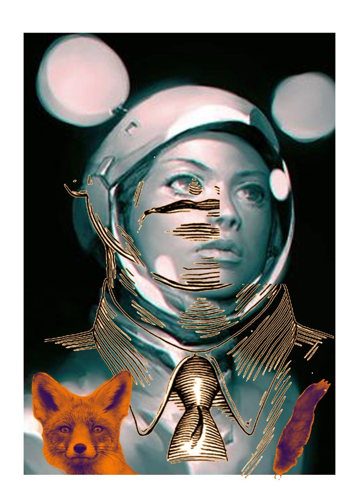 Image of Space Fox