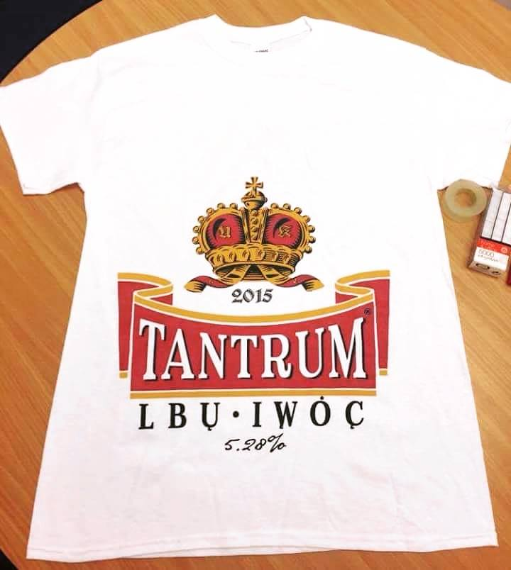 Image of TANTSKIE TEE (WHITE)