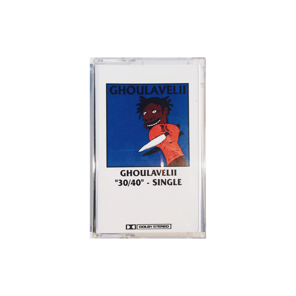 Image of GHOULAVELII - 30/40 CASSETTE
