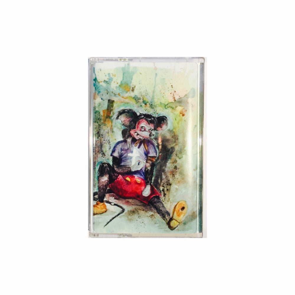 Image of EUPHORIA AGAIN - THE MOUSE RIDES ON CASSETTE