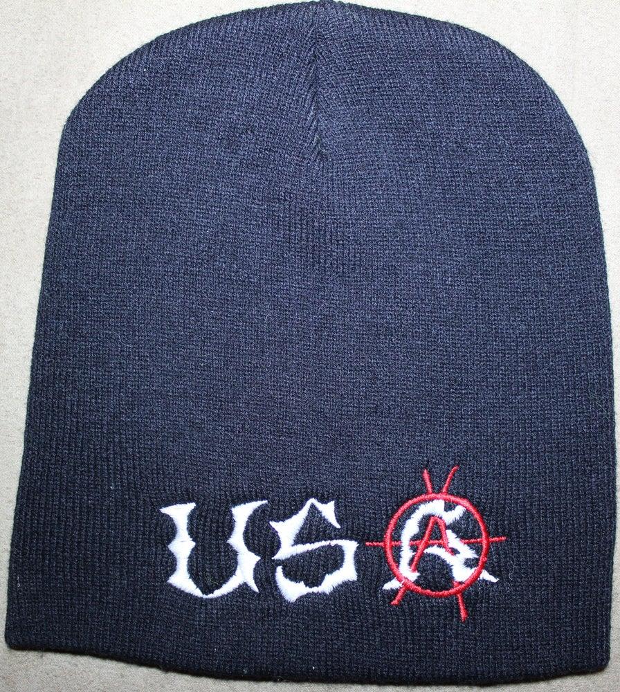 Image of UScircleA Skull Caps