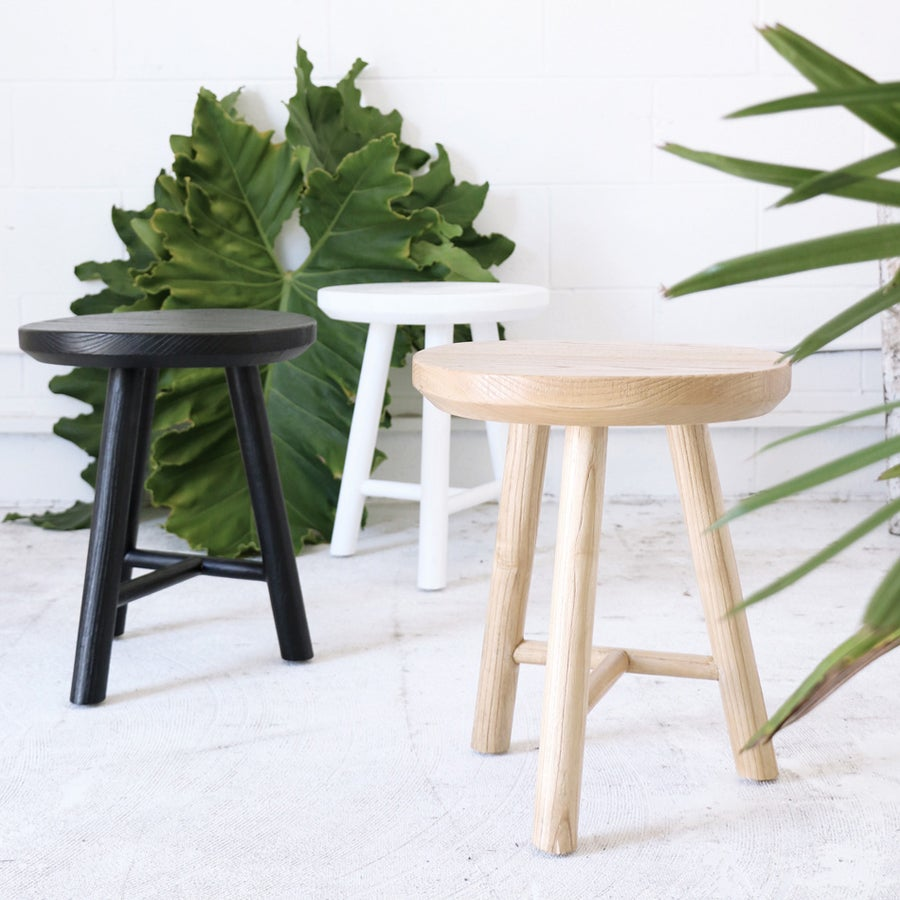 Image of Tripod Side Table