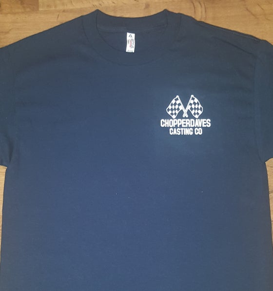 Image of Chopperdaves Logo Shirt