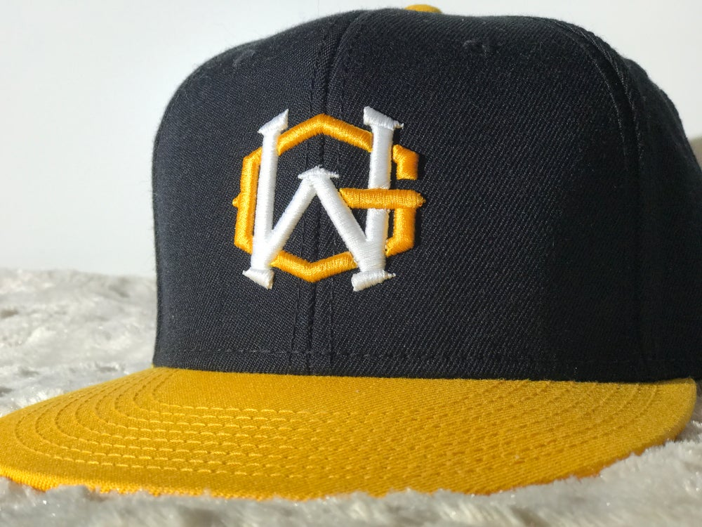 Image of GW GOLD Snapback