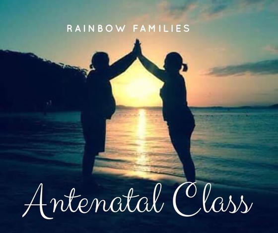 Image of Rainbow Families LGBTIQ Antenatel Class
