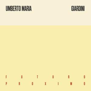 Image of Umberto Maria Giardini - Futuro Proximo LP VINILE