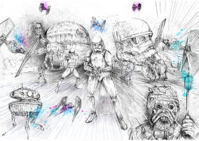 Image of Stormtroopers!