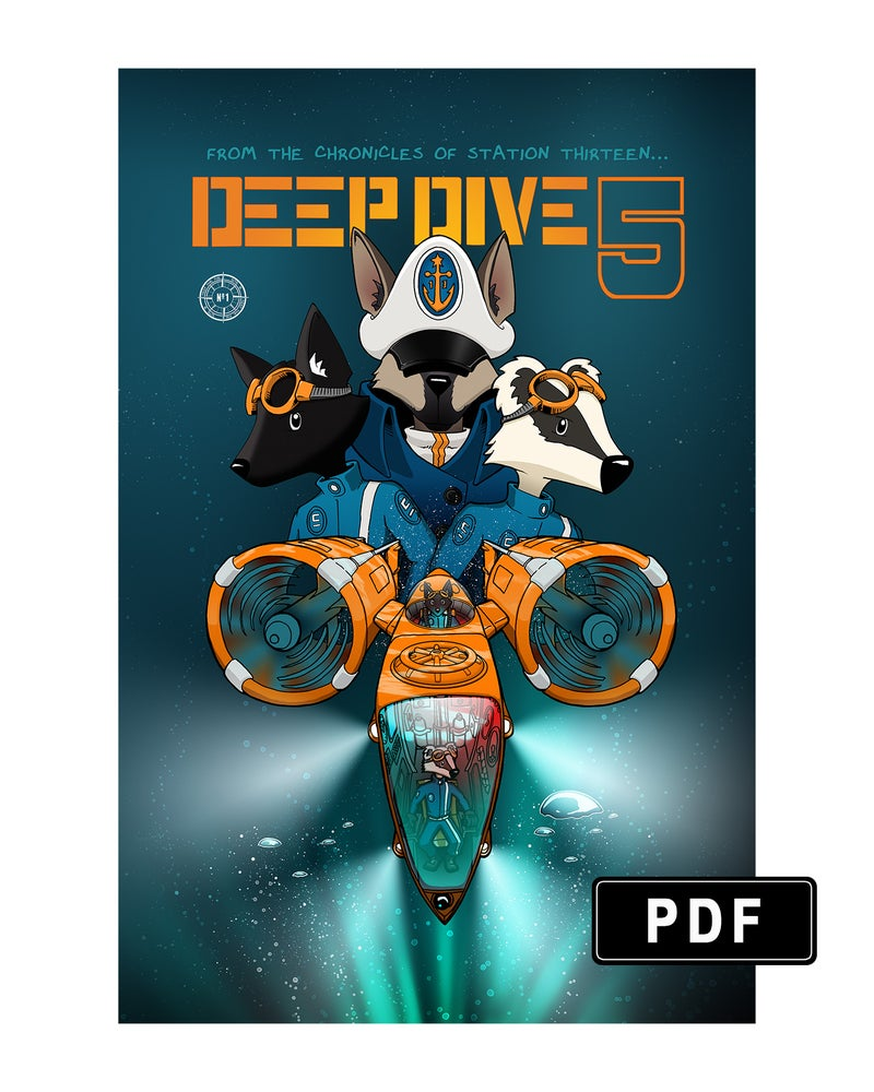 Image of Deep Dive Five - Hold Fast, Leviathan! PDF