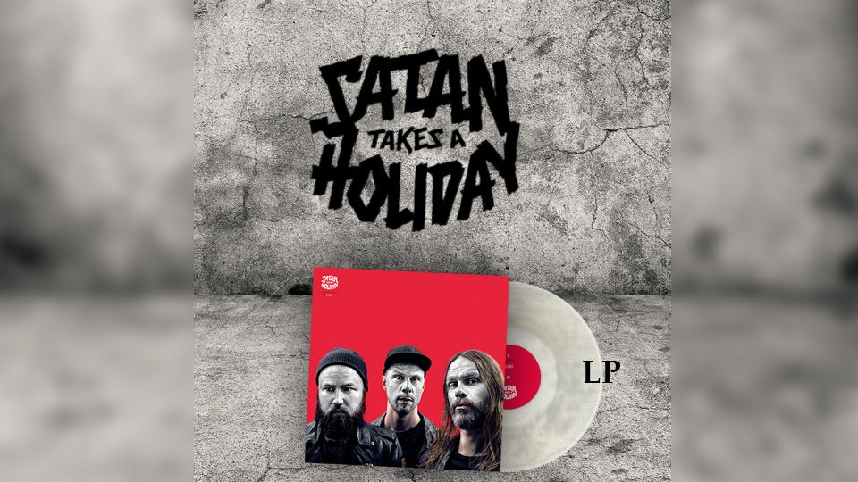 Image of The Nice Satan Pack: Satan Takes A Holiday - Aliens (LP)