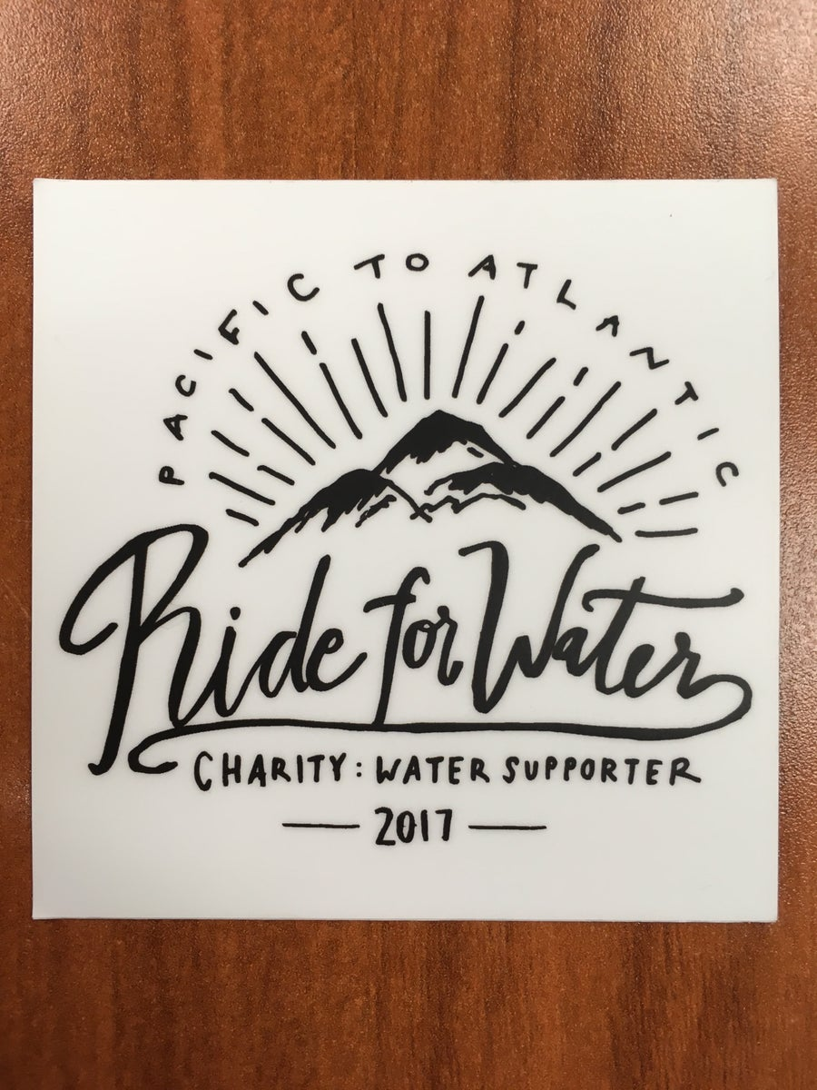 "Image of RFW 2017 Sticker ""Pacific/Atlantic"""