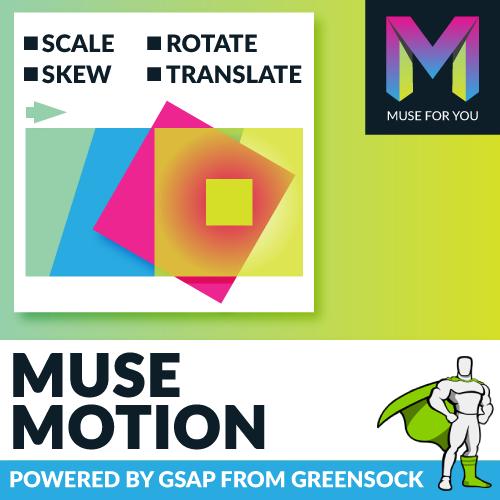 Image of Muse Motion Widget