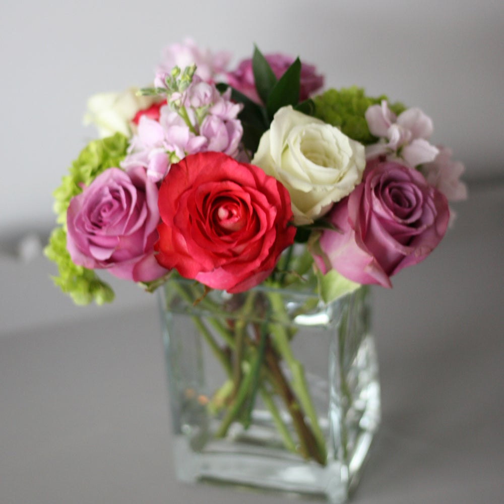 Image of Small Valentine's Arrangement