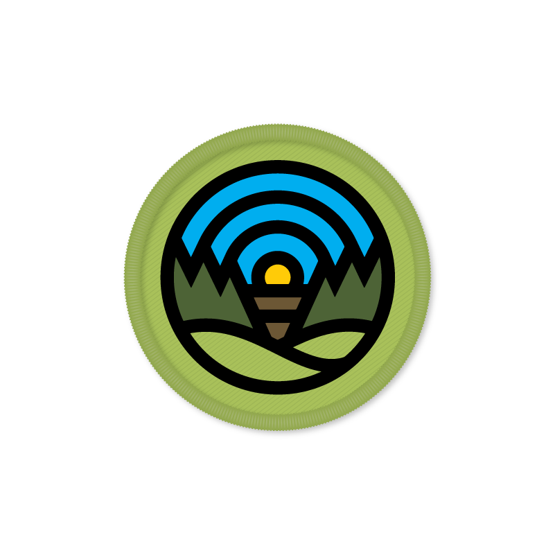Image of Draplin - Wilds Patch