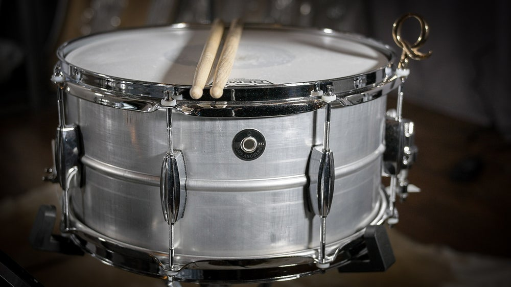 Image of The Gentleman's Series Aluminum Snare