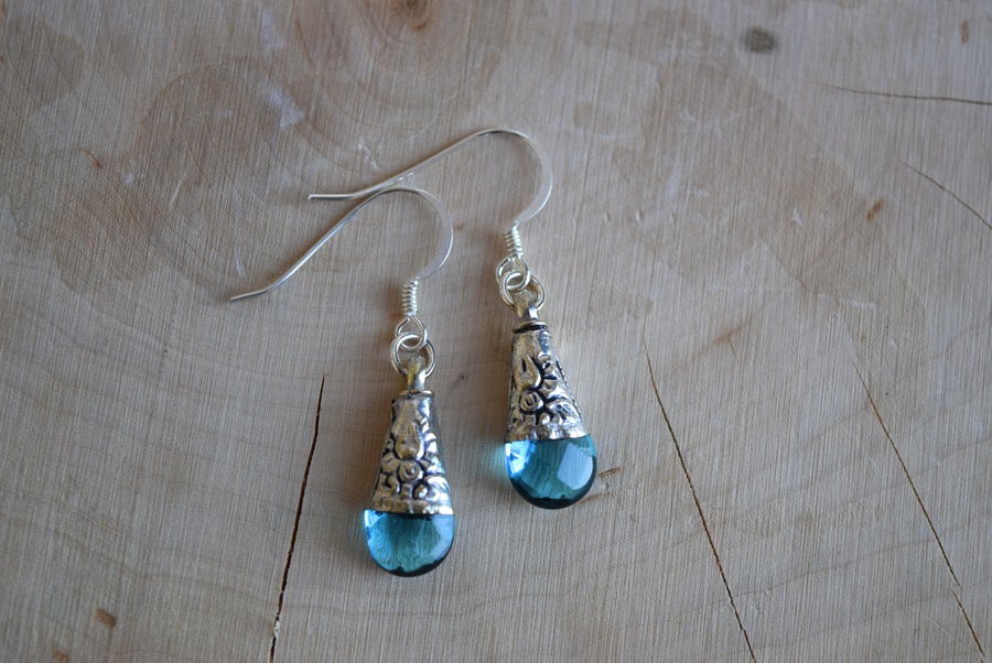 Image of The Blue- Eyed Earrings