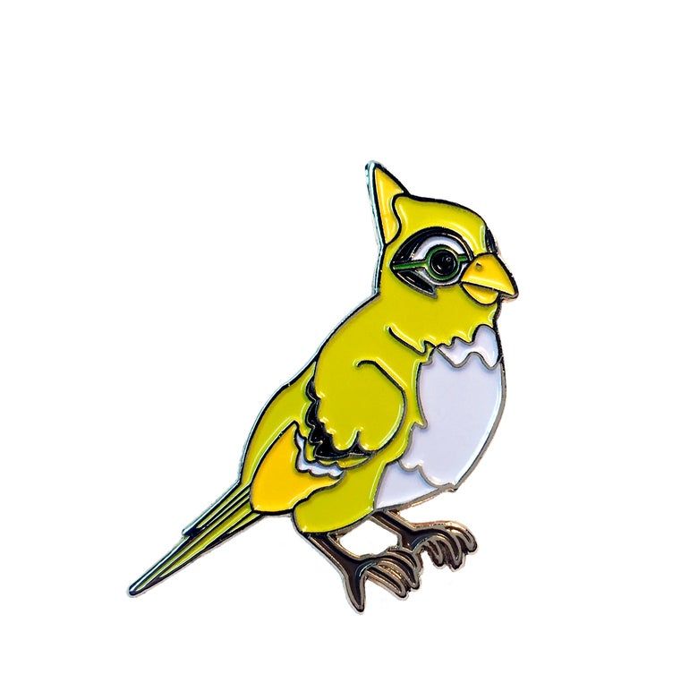 Image of Yellow Cardinal
