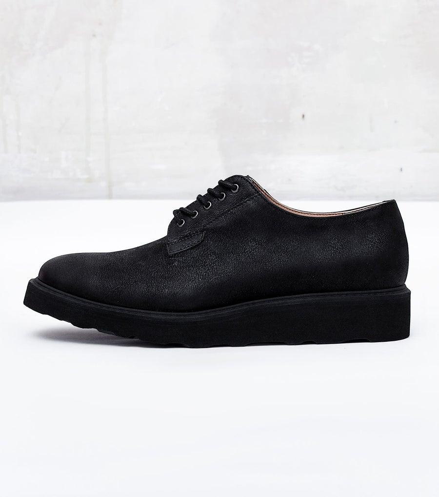 Image of Handmade Shoes | 101 Postman Total Black Edition