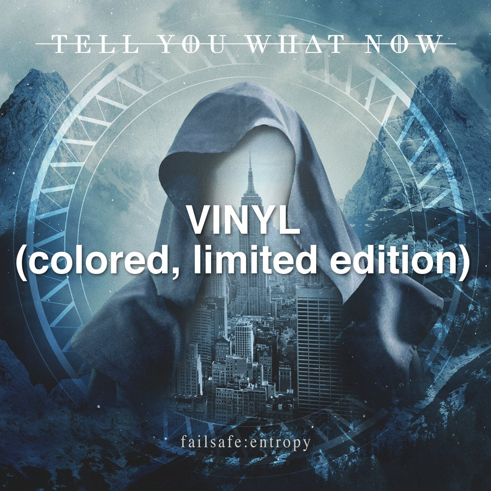 "Image of Vinyl ""Failsafe : Entropy"" (limited color edition)"