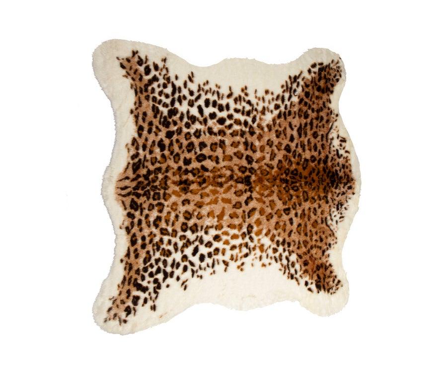 Image of El Paso Leopard Faux Hide