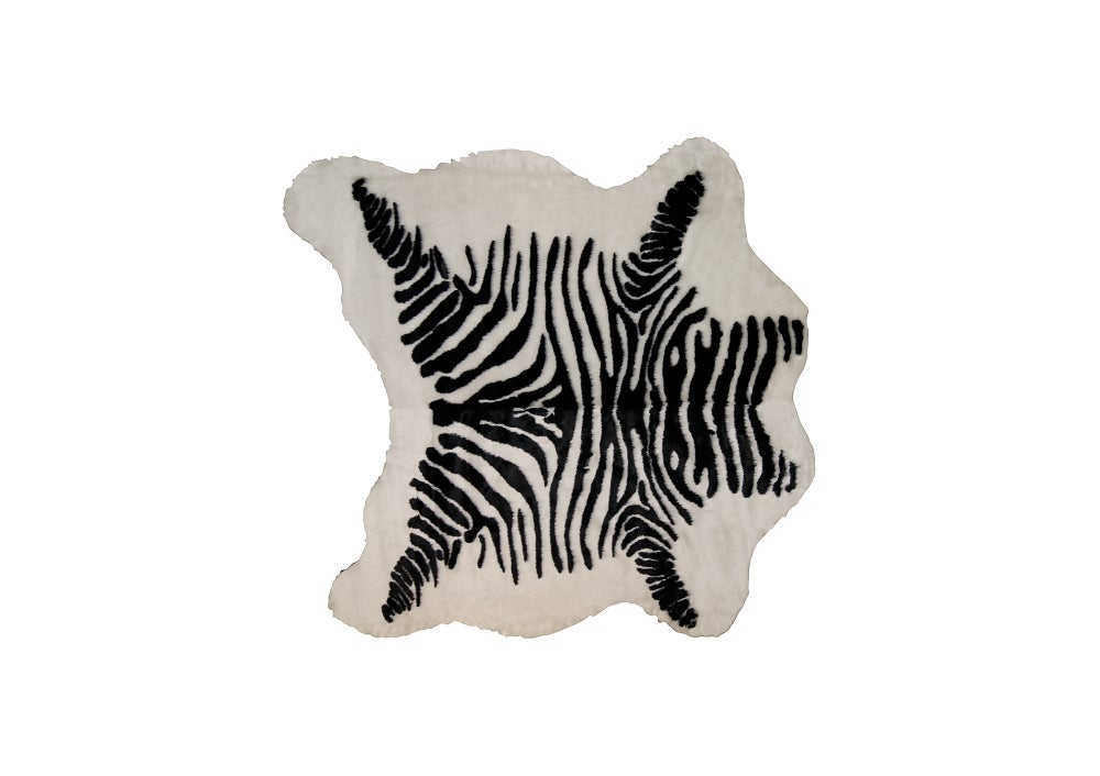 Image of Denton Zebra Black White