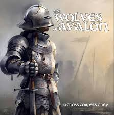 Image of  The Wolves Of Avalon ‎– Across Corpses Grey  cd