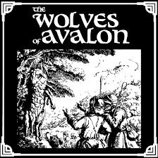 """Image of  The Wolves Of Avalon – Die Hard  7"""""""