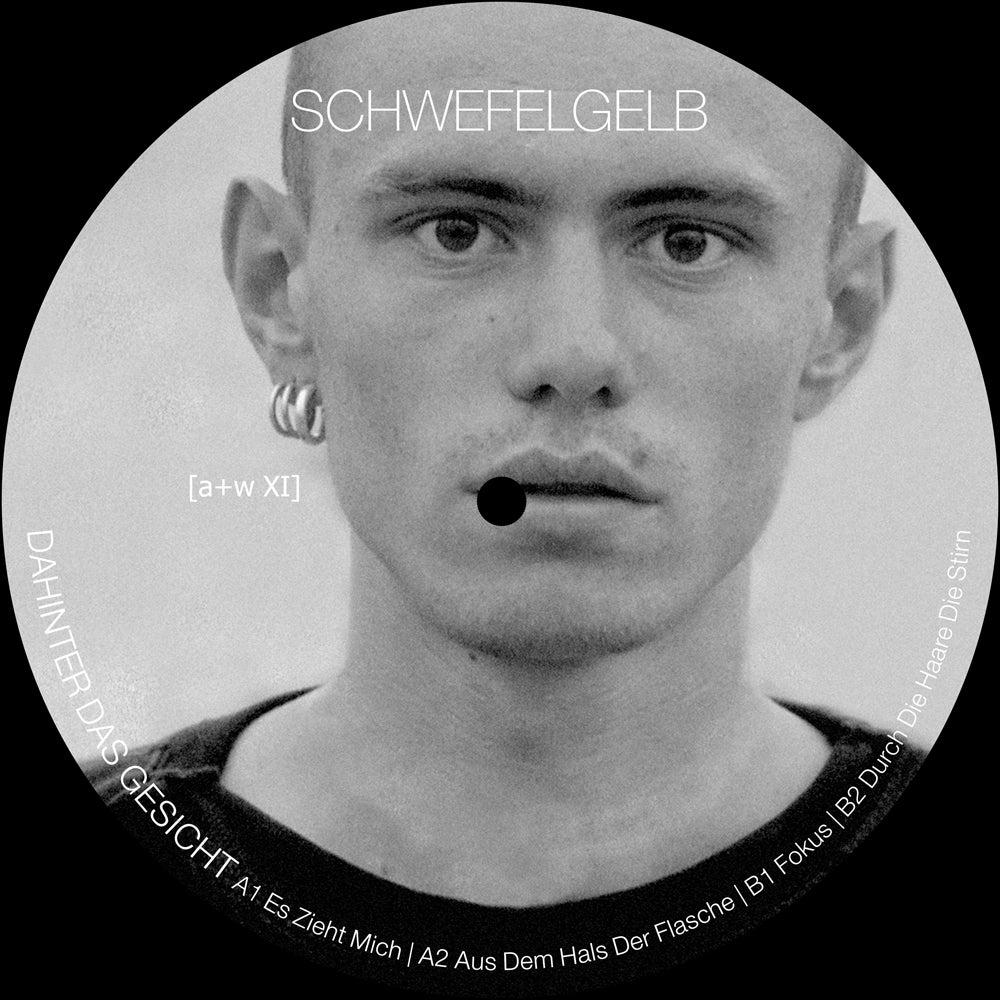 "Image of [a+w XI] Schwefelgelb - Dahinter das Gesicht 12"" (2nd repress)"