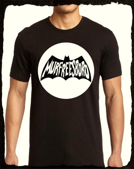 """Image of Murfreesboro """"Bat Sign"""" Shirt!!"""