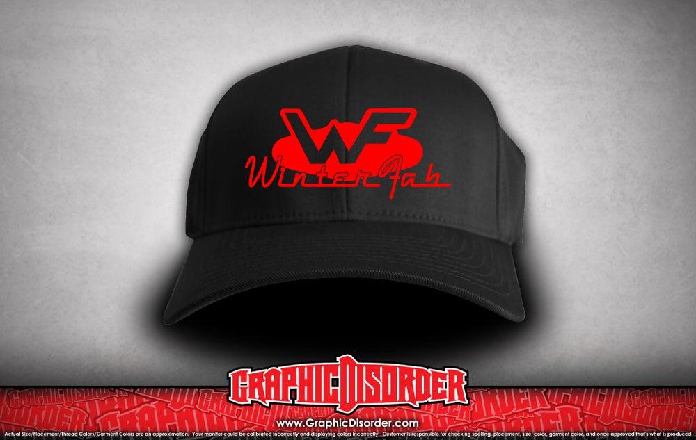 Image of WinterFab Flexfit Hat - Black