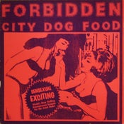 Image of LP V.A. : Forbidden City Dogfood !  Limted Edition.
