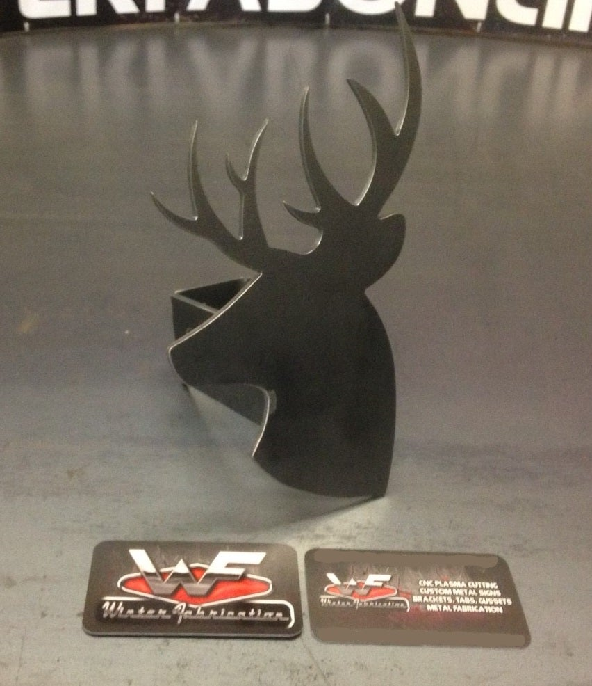Image of Deer Hitch Cover
