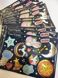 Image of Wish Sticker Sheet