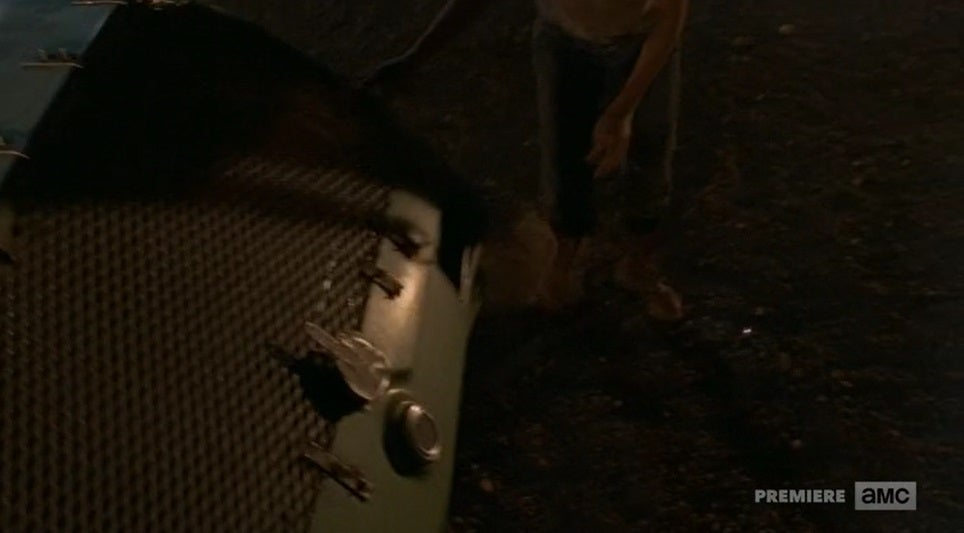 Image of Middle Finger Hitch Cover