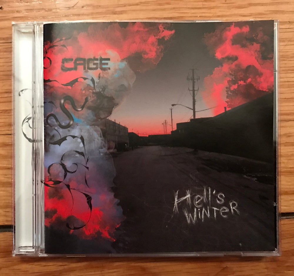 Image of Hell's WInter CD