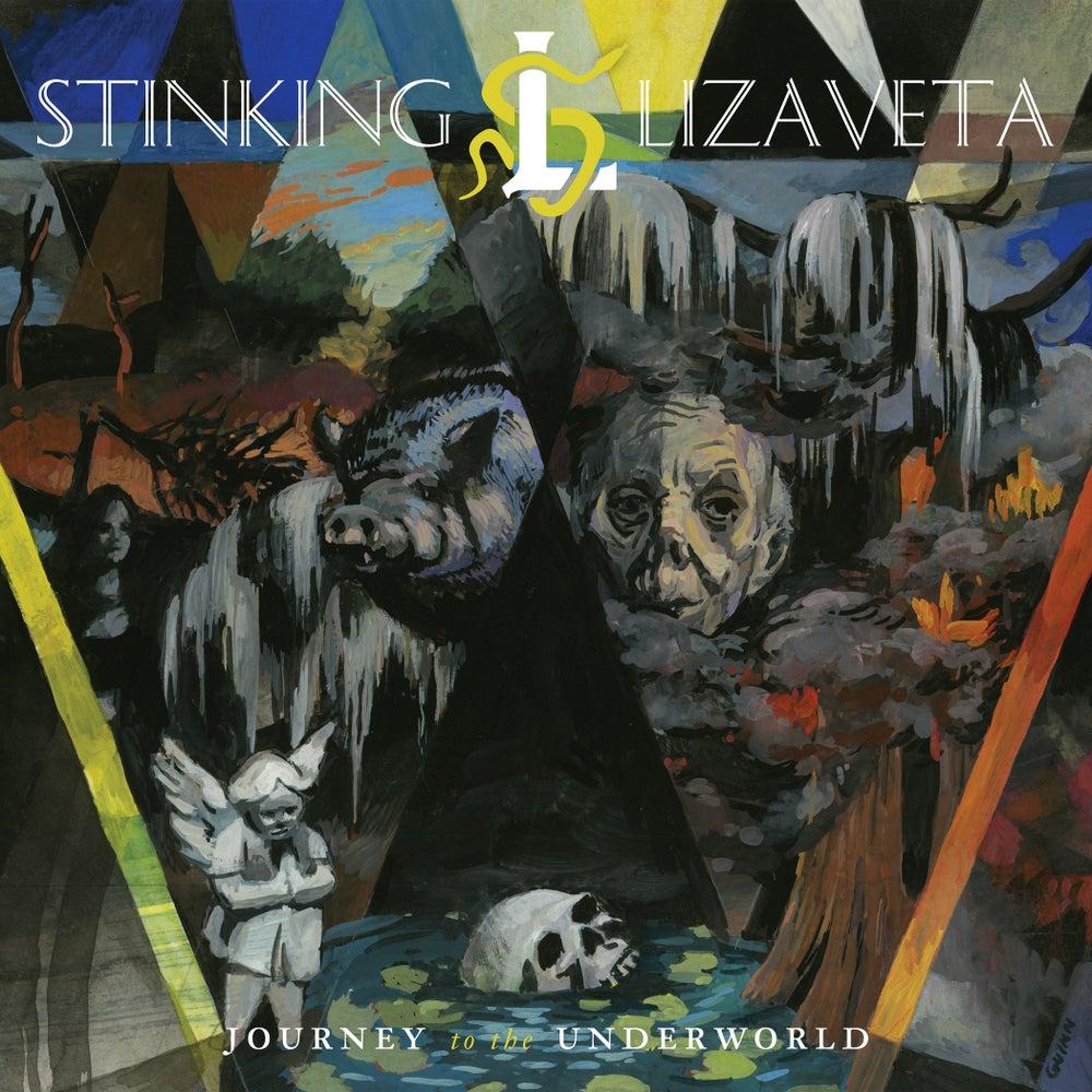 Image of Stinking Lizaveta - Journey to the Underworld CD