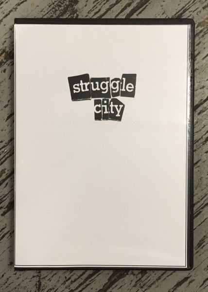 Image of STRUGGLE CITY DVD