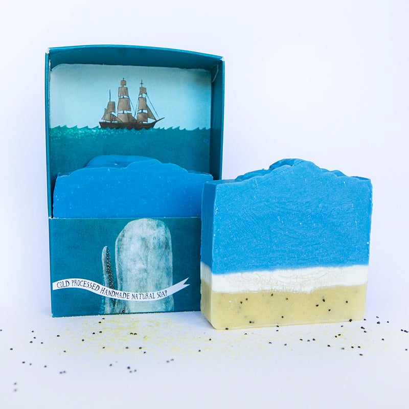 Image of The Whale soap
