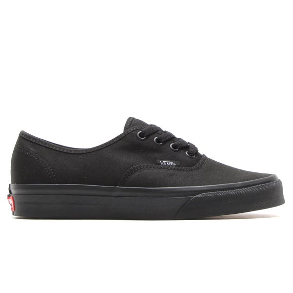 Image of Vans Authentic Black/Black