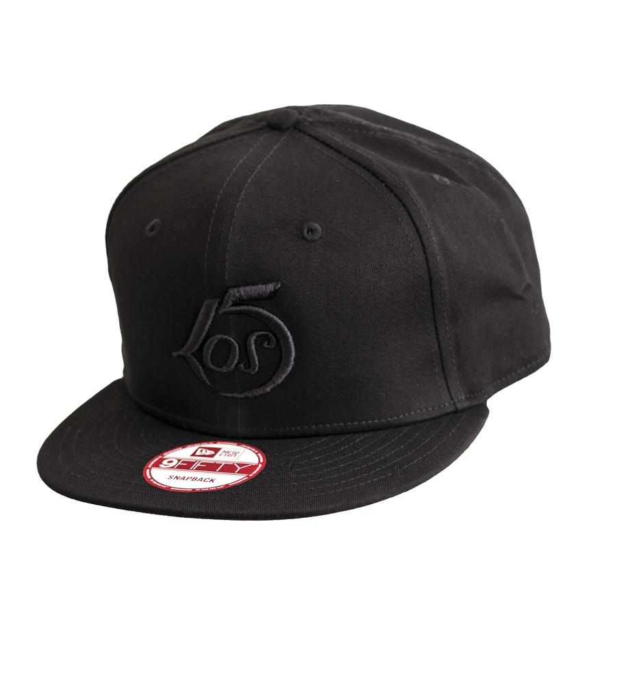 Image of Black on Black Hat