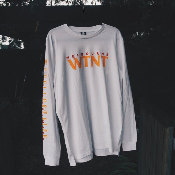 Image of Melbourne L/S (White)