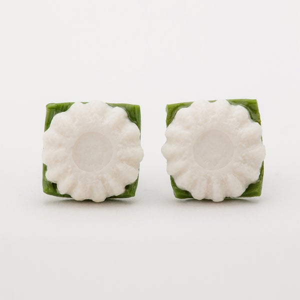 Image of Kueh Tutu Ear Studs