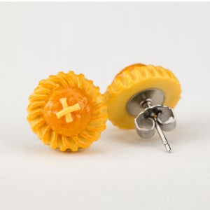 Image of Pineapple Tart Ear Studs